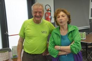 Claude et Hélène