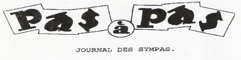 Revue des Sympas N°85 (Octobre, Novembre, Décembre 2018)