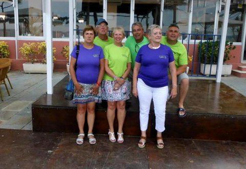 Les Sympas à Platja d'Aro en Espagne 2017