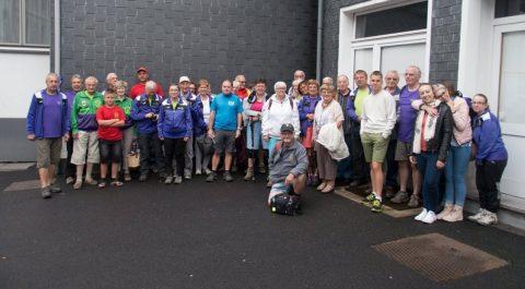 Les Sympas à Malmedy et Stavelot 16 juillet 2017