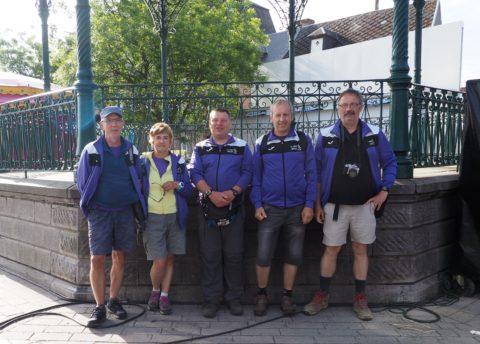 50 Km Cousolre- Landelies et 30 Km Fontaine Valmont- Landelies  le 15 août 2018