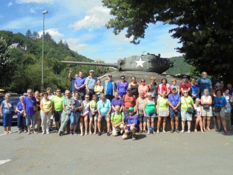 Voyage en car à Saint- Hubert et La Roche en Ardenne le 29 juillet 2018