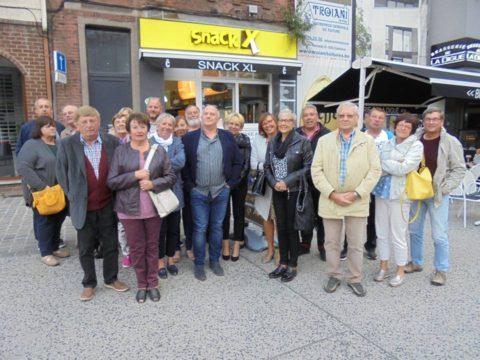 Les Sympas à la Comédie Centrale à Charleroi (25ème anniversaire)